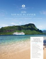 2020 Voyage Planner (Ocean and Yacht)
